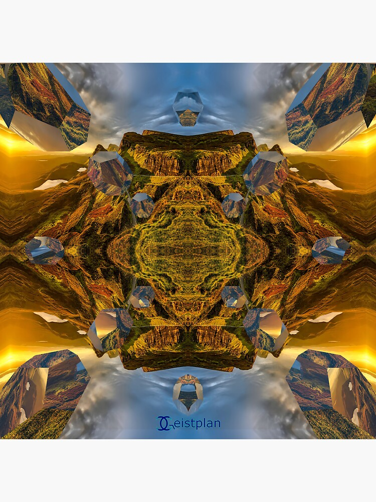 Mandala der Weite von Geistplan