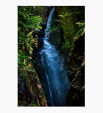 Aira Force Waterfall, The Lake District Photographic Print