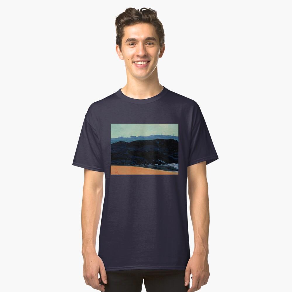 Inishturk from Eyrephort (Galway, Ireland) Classic T-Shirt