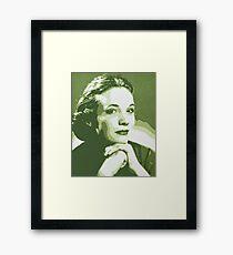 Julie Framed Print