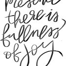 psalm 16:11 by Daria Smith