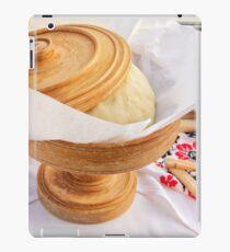 Pita Dough Rising iPad Case/Skin