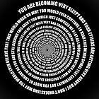 Spiral of deception - poster by R-evolution GFX