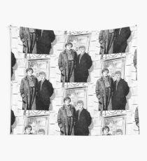 221 B Baker Street Wall Tapestry