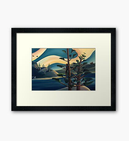 Up and Away #2 Framed Print