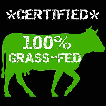 Real Food 100 Percent Grass Fed Beef Organic Food Gift by stacyanne324