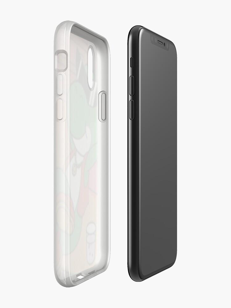 Alternative Ansicht von Chill Yoshi iPhone-Hülle & Cover