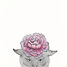 Flower Kitty by samclaire