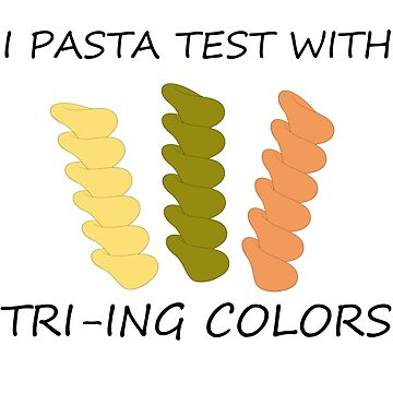 Pasta Test by Zeeph