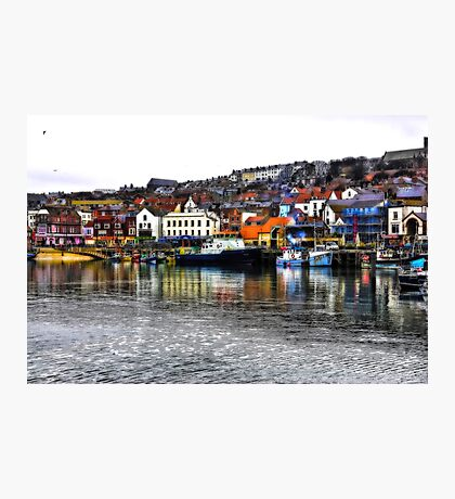 Scarborough Harbour #2 Photographic Print