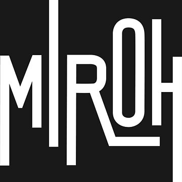 Stray Kids Miroh Logo de imgoodimdone
