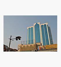 Downtown Kampala Photographic Print