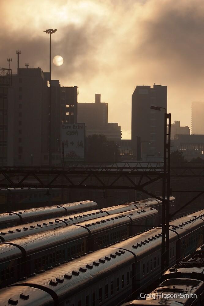 Sunrise in Jozi by Craig Higson-Smith