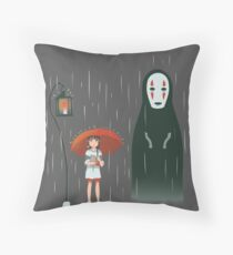 Spirited Lamp...stop?  Throw Pillow