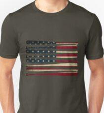America baseball flag Unisex T-Shirt