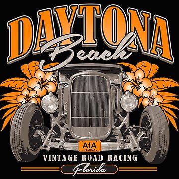 Daytona Vintage Road Racing by seizethejay