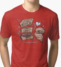 Love Is Surreal Tri-blend T-Shirt