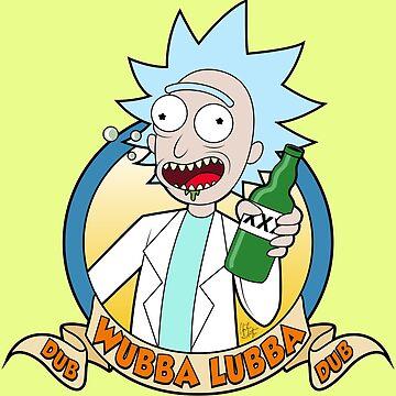 Wubba Lubba Dub Dub de zombiegirl01