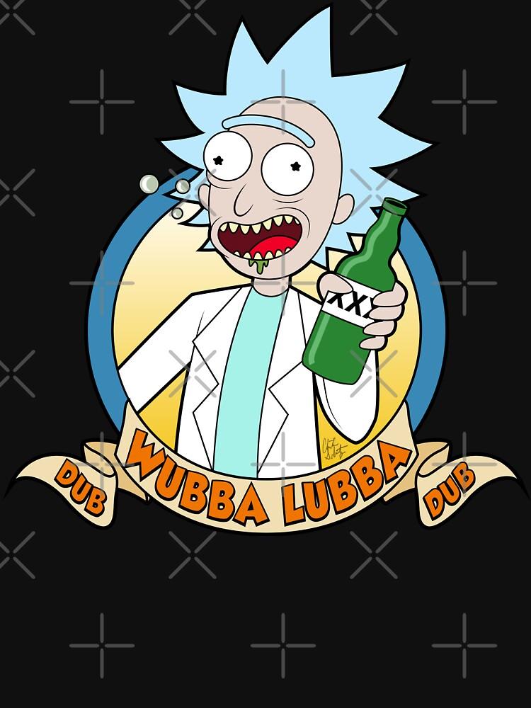 Wubba Lubba Dub Dub by zombiegirl01