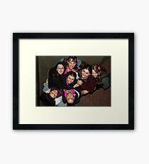 The Bachelorette... Framed Print
