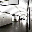 London Underground by friendlydragon