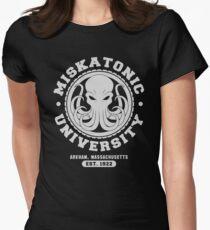 Miskatonic University Women's Fitted T-Shirt