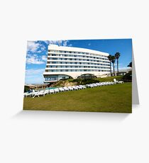 The Beacon Isle Hotel, Plettenberg Bay Greeting Card