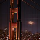 The Moon and The Bridge by MattGranz