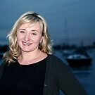 Yuliya on Drummoyne Waterfront, Sydney by Vanessa Pike-Russell
