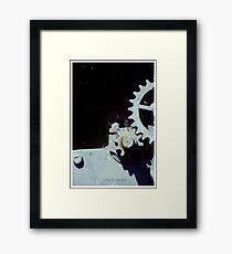 Mechanics II Framed Print