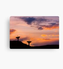 Colorful Sky Communications Canvas Print