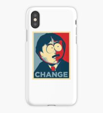 South Park Change  iPhone Case/Skin