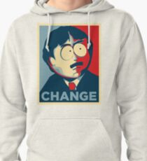 South Park Change  Pullover Hoodie