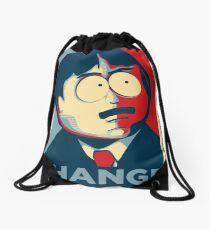 South Park Change  Drawstring Bag
