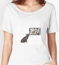 TV Dinner Women's Relaxed Fit T-Shirt