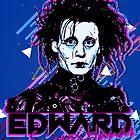 Edward Scissor Hands by American  Artist