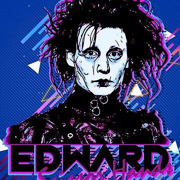 Edward Scissor Hands by JTK667