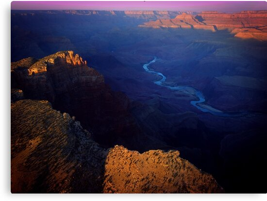 The Grand Canyon by mAriO vAllejO