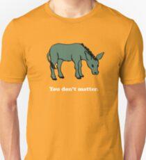 Pessimistic Existentialism Unisex T-Shirt