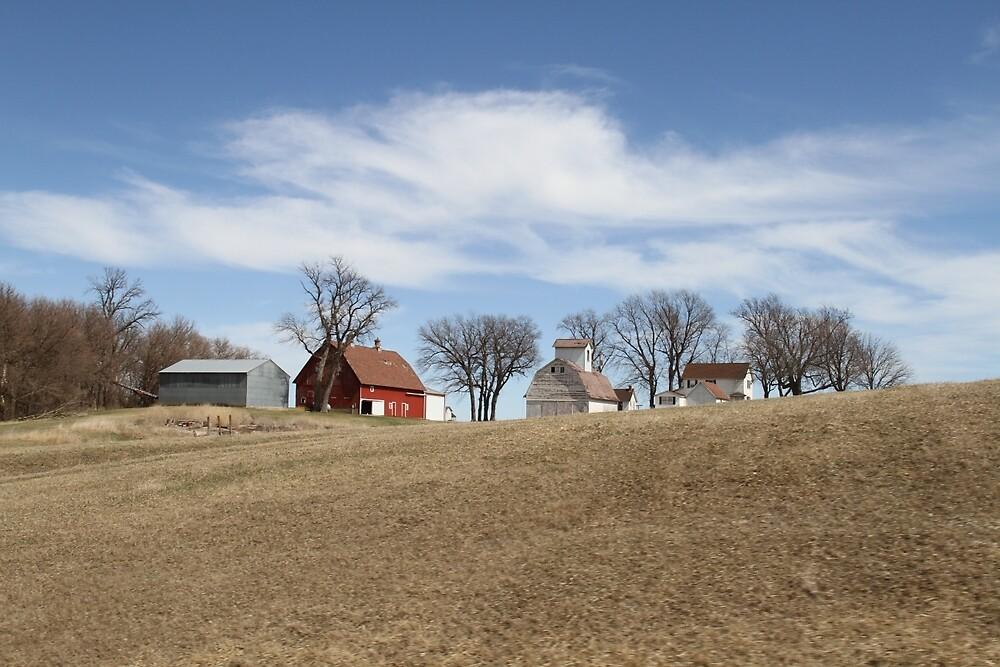 Minnesota Landscape by NickBentonArt