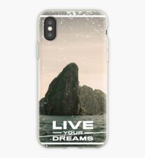 LIVE YOUR DREAMS iPhone-Hülle & Cover