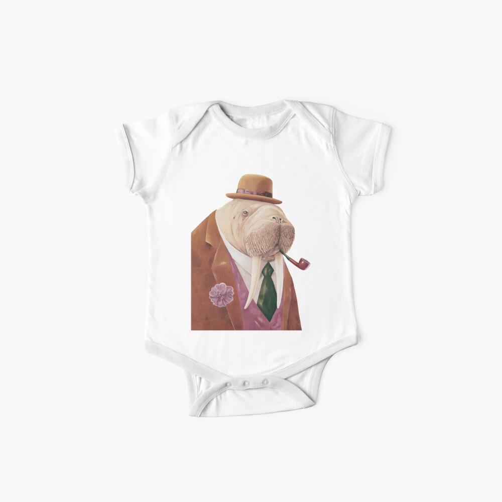 Walross Baby Bodys