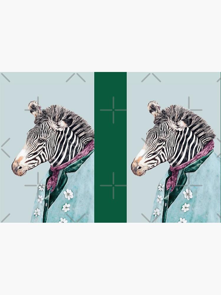 Zebra-Blau von AnimalCrew