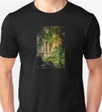 Balcony At Winterthur Unisex T-Shirt