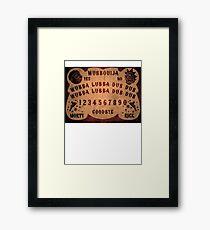 Wubbouija (Rick & Morty) Framed Print