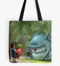 Time to Feed the Family Tote Bag