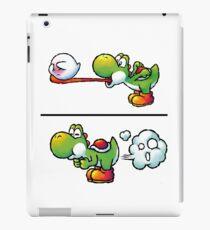Vinilo o funda para iPad Farting Yoshi