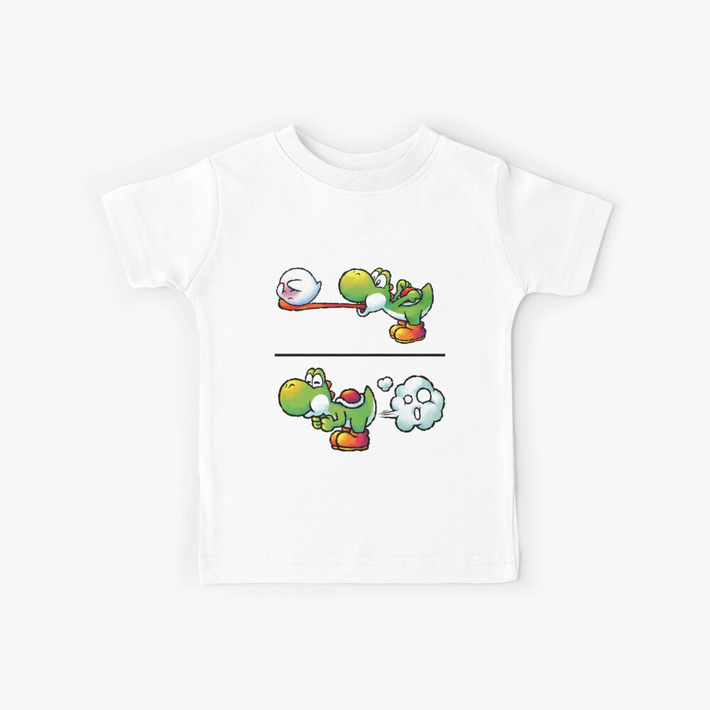 Farting Yoshi Kids T-Shirt