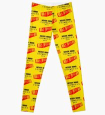 Nevermind the BEES! Leggings