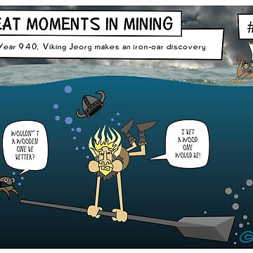 Great Moments in Mining #77 by leighcanny